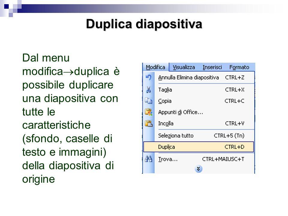 Diagrammi Dal menu inserisci diagramma si apre la finestra raccolta diagrammi attraverso la quale è possibile inserire, per esempio, un organigramma