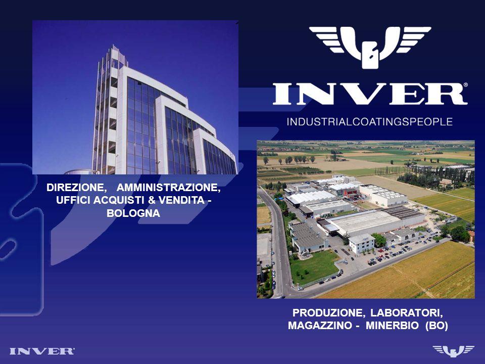INVER S.p.A.Fondata nel 1934, Inver è una azienda privata.