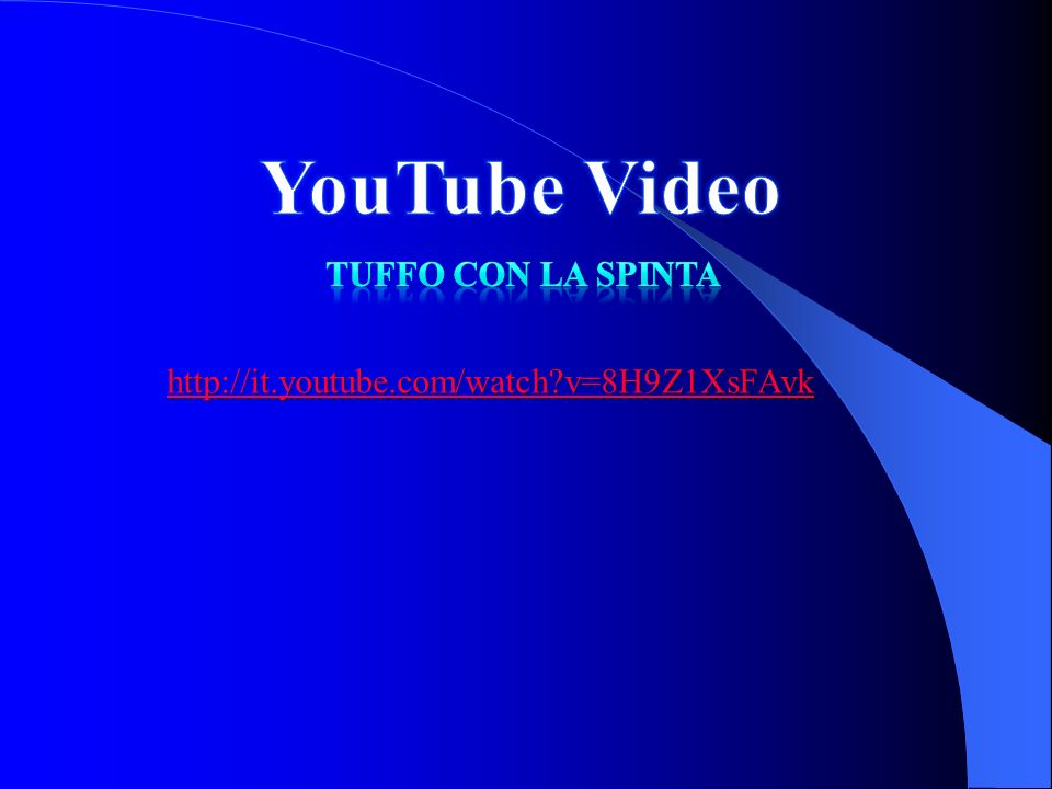 http://it.youtube.com/watch?v=8H9Z1XsFAvk