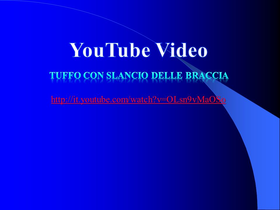 http://it.youtube.com/watch?v=OLsn9vMaOSo