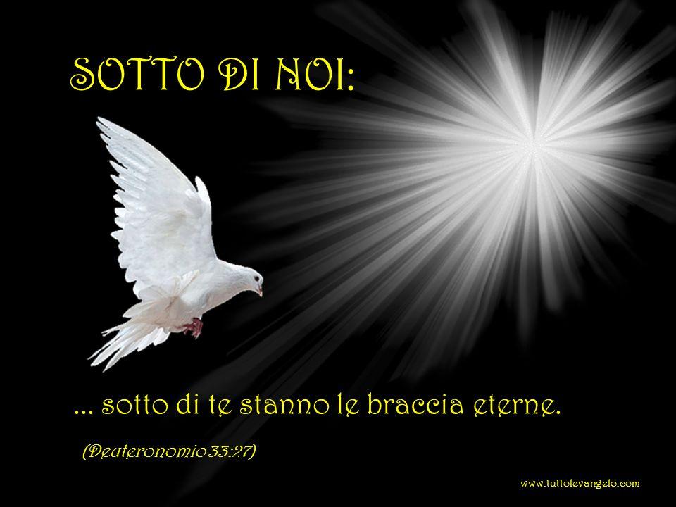 ATTORNO A NOI:... il Signore circonda il suo popolo, … (Salmo 125:2) www.tuttolevangelo.com
