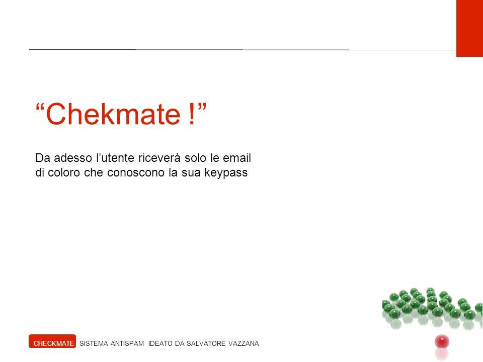 Chekmate .