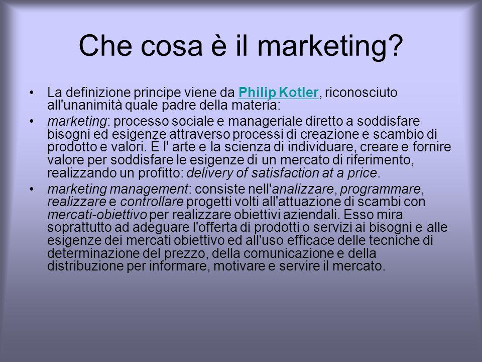 Il processo di Marketing Managment La realizzazione e il controllo del piano di marketing La realizzazione del piano consiste nella sua messa in pratica e nella esecuzione dei vari compiti secondo lo schema predefinito.