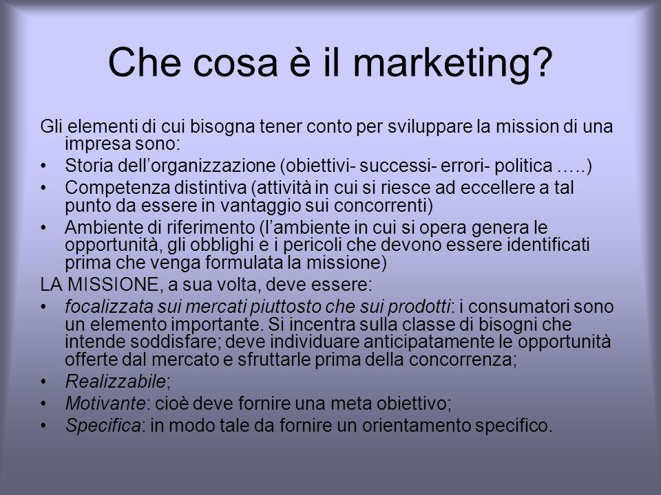 Marketing mix 5.Prezzo Il prezzo è uno degli elementi più importanti del marketing mix.