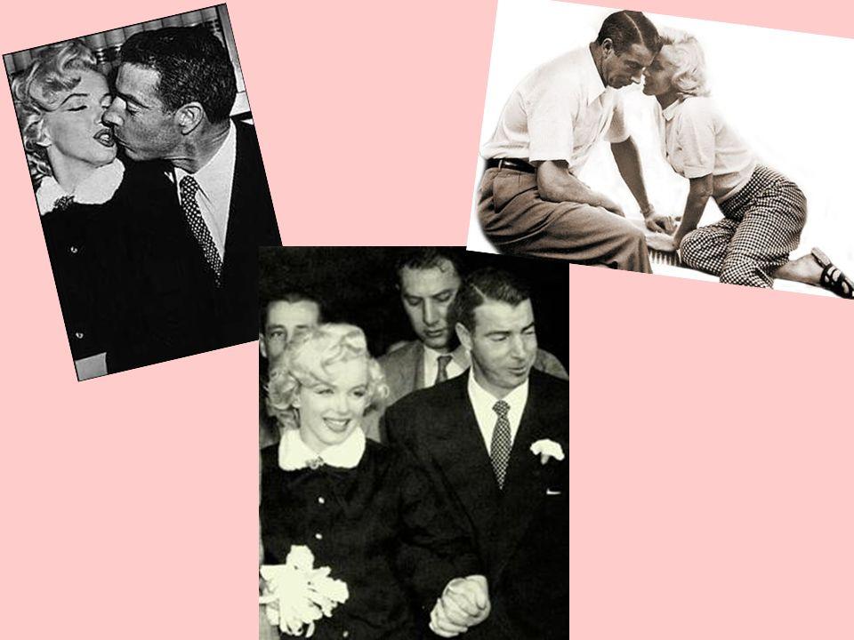 Dopo il matrimonio durato nove mesi con Joe di Maggio, il 7 febbraio 1961 Marilyn si recò allospedale psichiatrico di New York, dove non resiste e dec