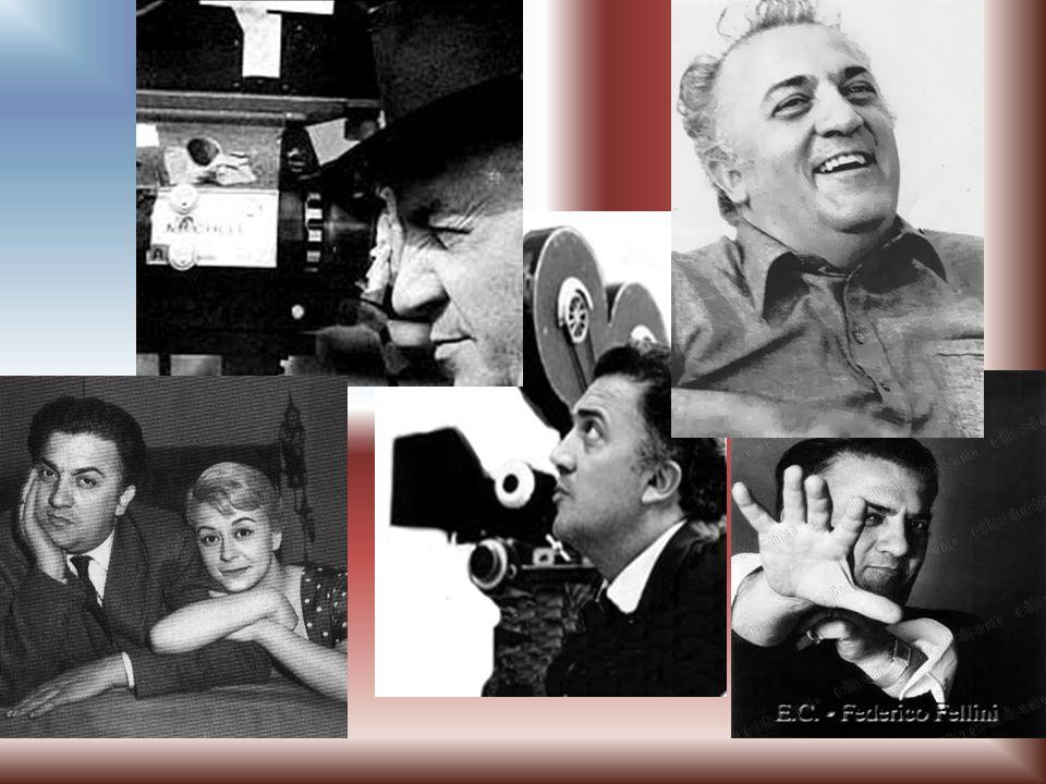 Nel 1993 Federico Fellini ricevette dall'Accademia delle arti e scienze cinematografiche americana il suo ultimo Oscar, il più importante, quello alla