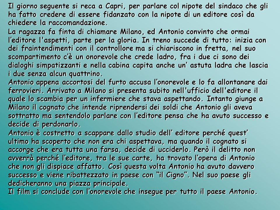 Primo film a colori (colori e sonoro) In Italia il primo film a colori fu Totò - a colori nel 1952, di Steno Tonino Delli Colli, colui che portò il te