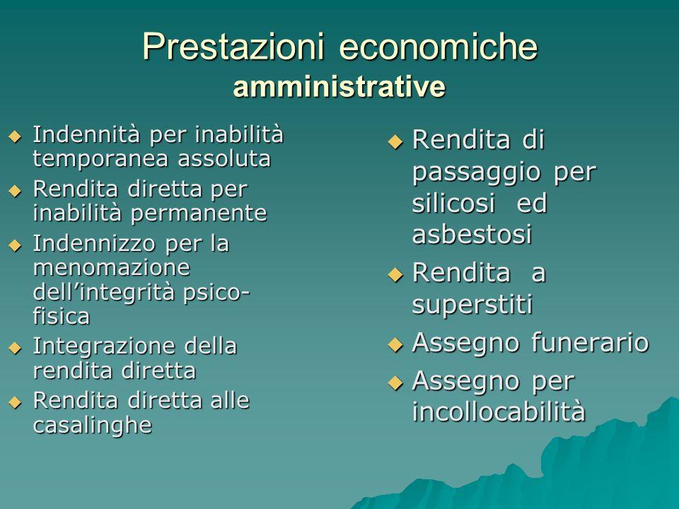 Prestazioni sanitarie Erogazione di ausili ( come ad es.