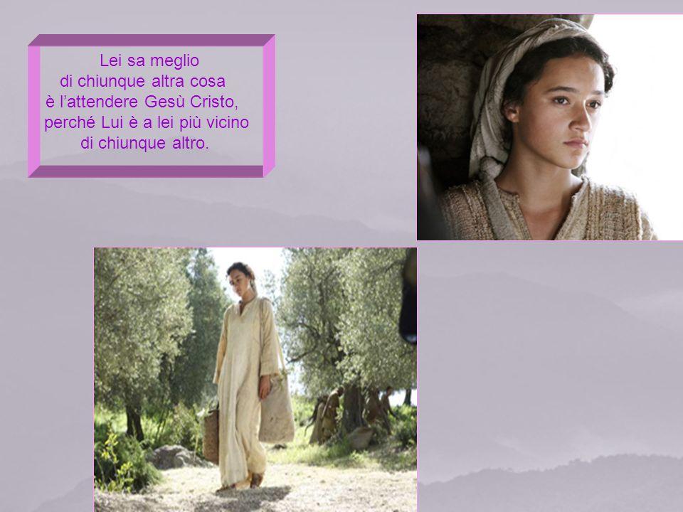 Il canto di Maria è il più antico cantico dell Avvento.