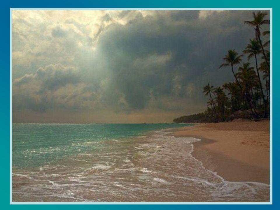 Ho visto, l'altro giorno, il mare calmo e sereno. Le onde venivano da molto lontano, a ventre piatto per non attirare l'attenzione.