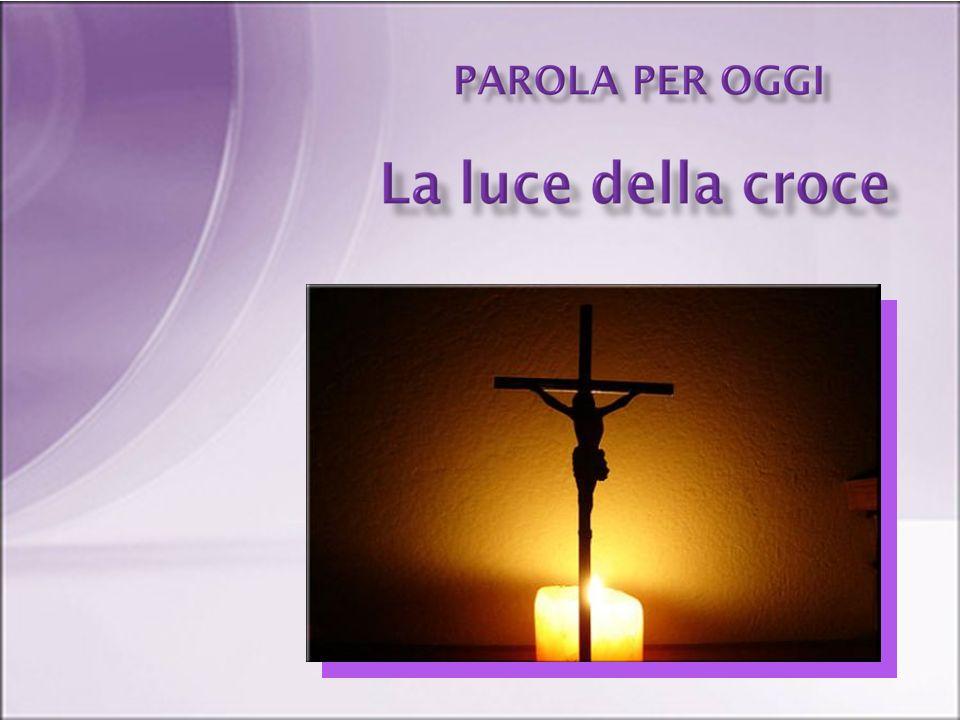 Tutto ciò che Lui ha fatto, tutto ciò che ha detto sulla terra, fino agli obbrobri, fino agli sputi ed agli schiaffi, fino alla croce ed al sepolcro,