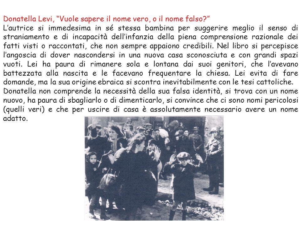Emanuele Pacifici, Non ti voltare Scrive le sue memorie sia per onorare le vittime della Shoah sia perchè i giovani facciano tesoro delle vicende narrate e se ne tramandino il ricordo.