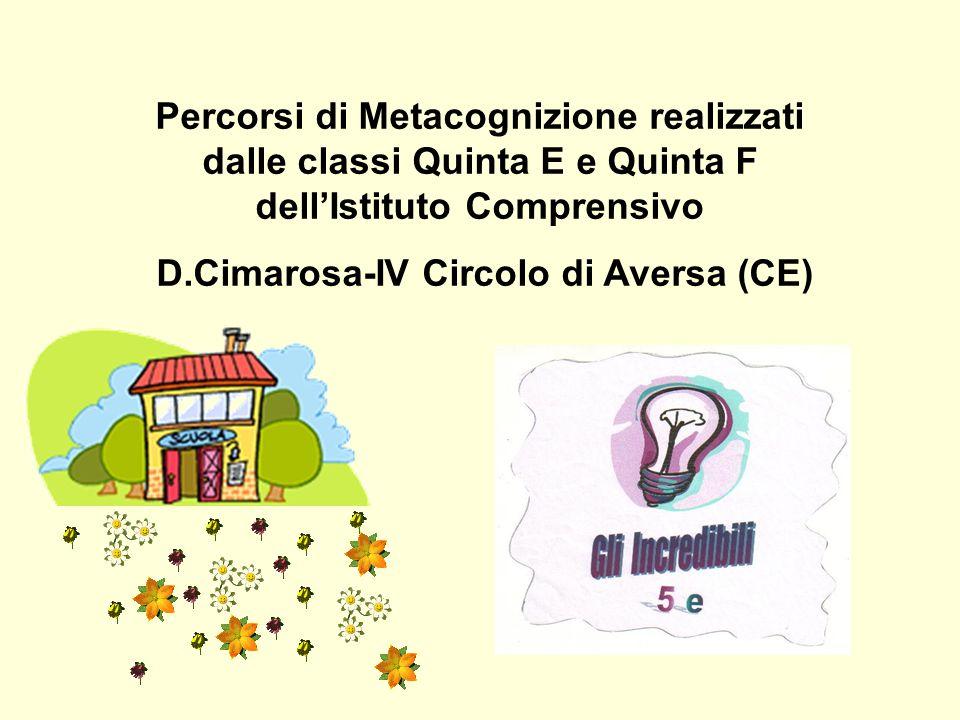 Progetto di ricerca-azione Il bambino strategico IRRE Campania- Anno scolastico 2004-2005 Docenti impegnati: Gambuli Maria Rosaria (responsabile di pr