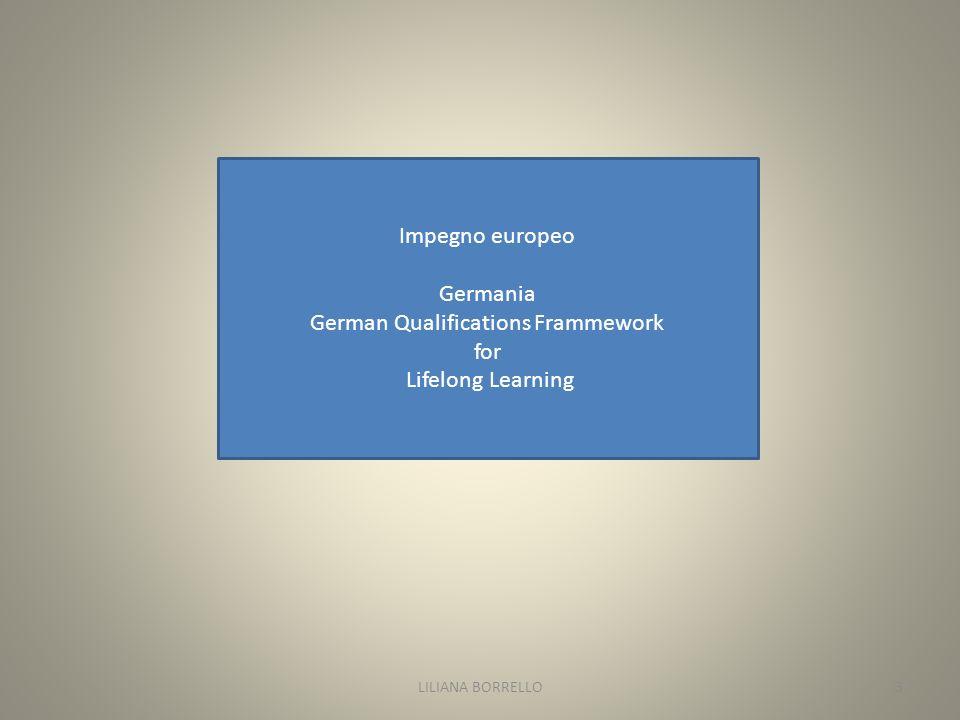 LE COMPETENZE: il quadro europeo delle competenze (EQF) I LIVELLI DI RIFERIMENTO DELLEQF 17654238 LICENZA BIENNIO QUALIFICA DIPLOMA Sc.