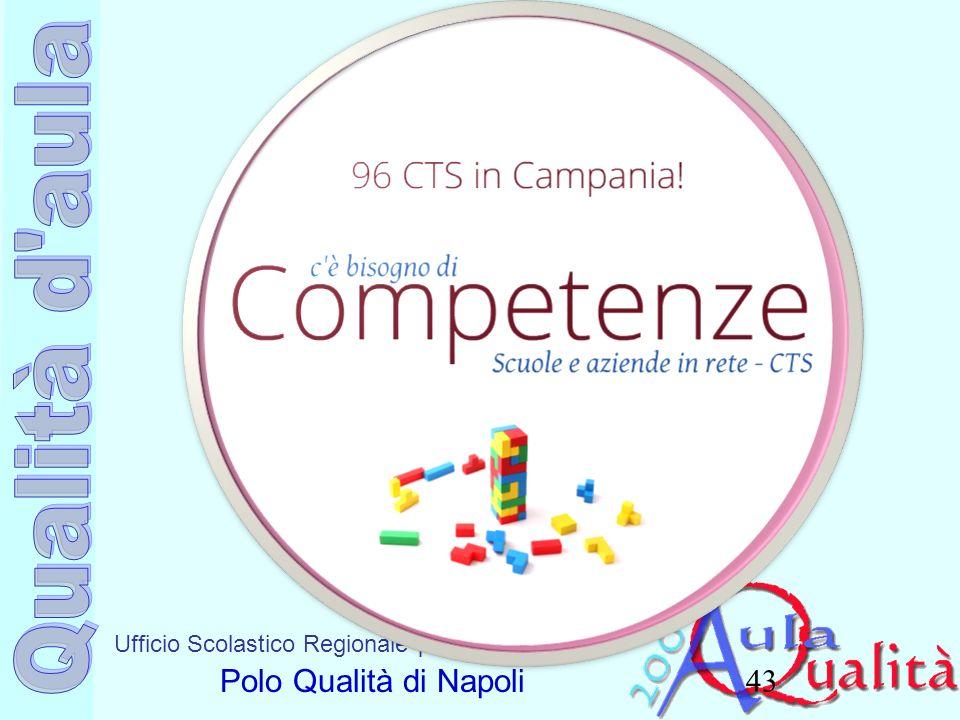 Ufficio Scolastico Regionale per la Campania Polo Qualità di Napoli 43