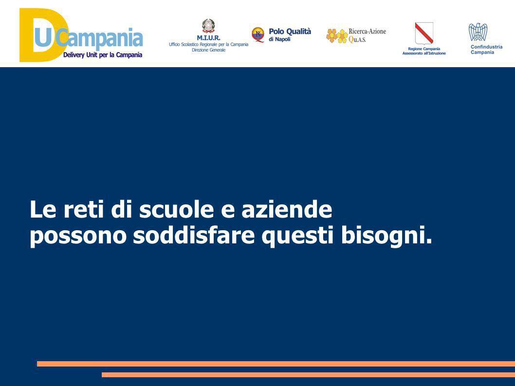 La Campania si è dotata di una rete. Rete Qu.A.S.