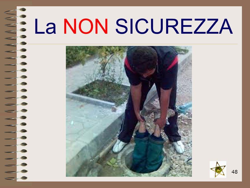48 La NON SICUREZZA