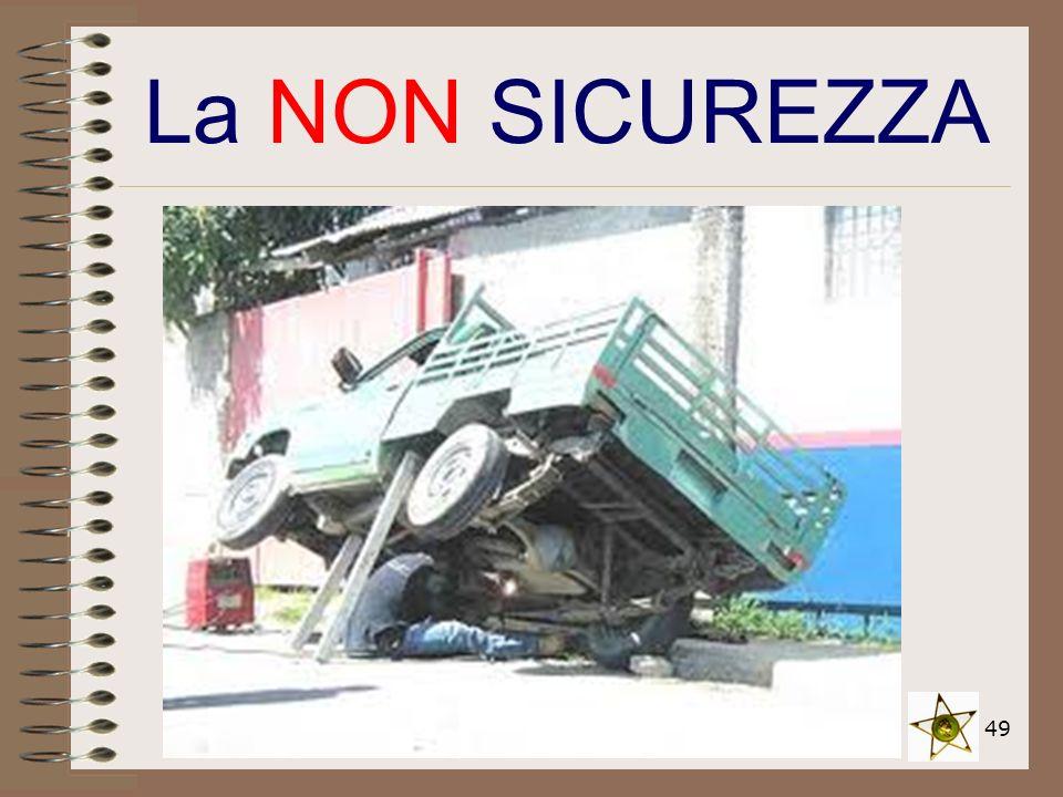 49 La NON SICUREZZA