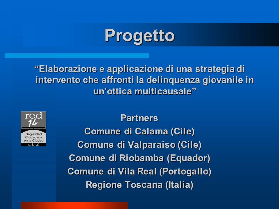 Regione Toscana / ipotesi di lavoro Regione Toscana / ipotesi di lavoro Senza voler scendere nel dettaglio di una proposta metodologica, vorrei evidenziare quelle che ritengo possano essere le prossime tappe del Progetto
