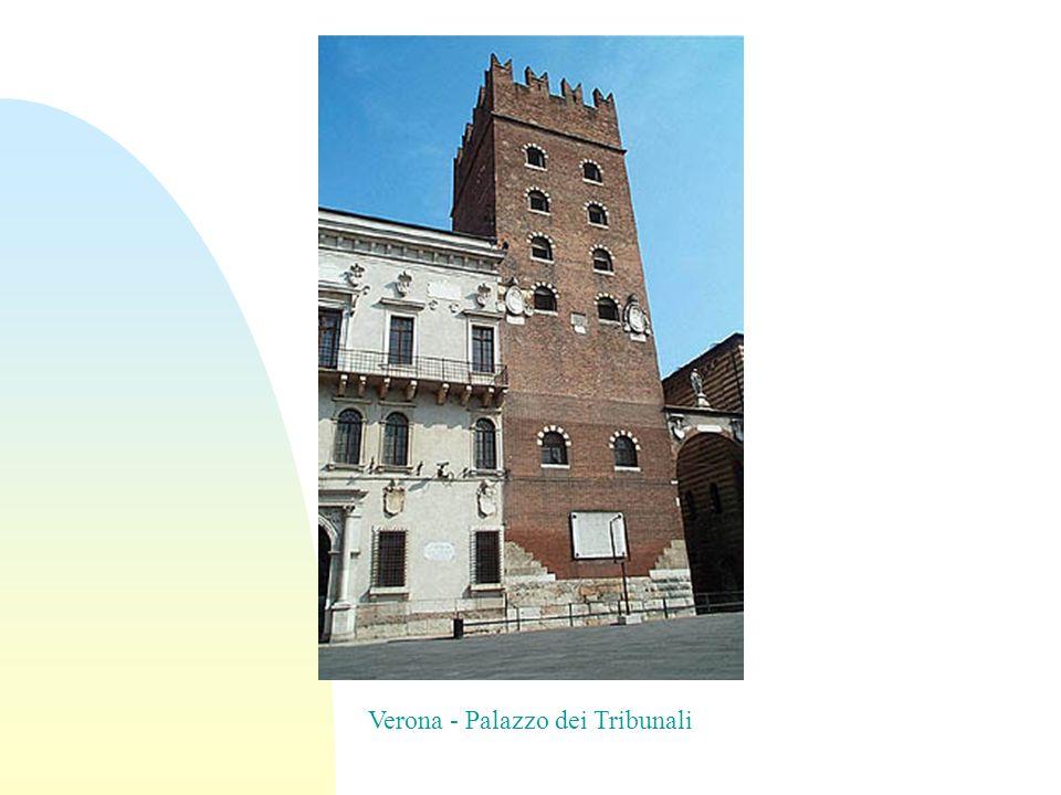 Verona - Palazzo dei Tribunali