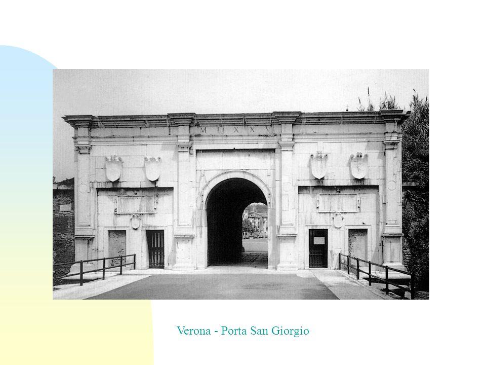 Verona - Porta San Giorgio
