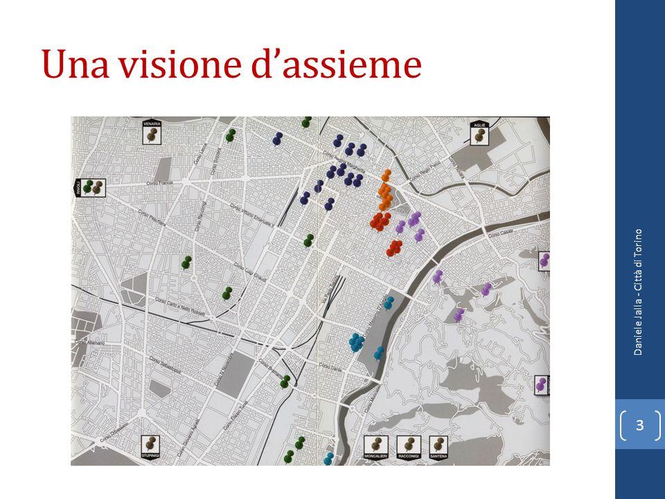 Sessantasei «musei» 11 residenze e complessi monumentali 12 musei di storia e società 9 musei darte contemporanea 7 musei di scienza e tecnica 7 musei ecclesiastici 5 musei di scienze 4 musei darte antica 3 musei di arte e storia (e arte orientale) 3 centri espositivi 2 musei di archeologia 2 musei di antropologia 1 museo del cinema Daniele Jalla - Città di Torino 14