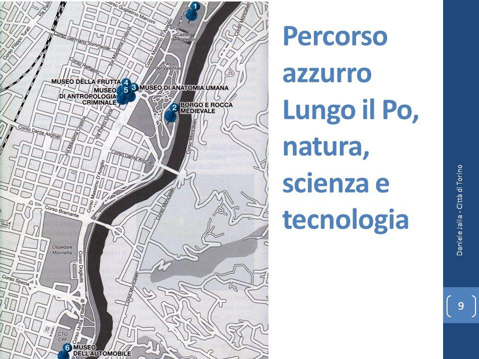 E, sotto i 100.000 visitatori, da… Daniele Jalla - Città di Torino 20 Nella fascia 75.000-100.000 si collocano, oltre il Museo dellAutomobile (chiuso per lavori nel 2010, tre Musei/Centri espositivi di arte contemporanea.