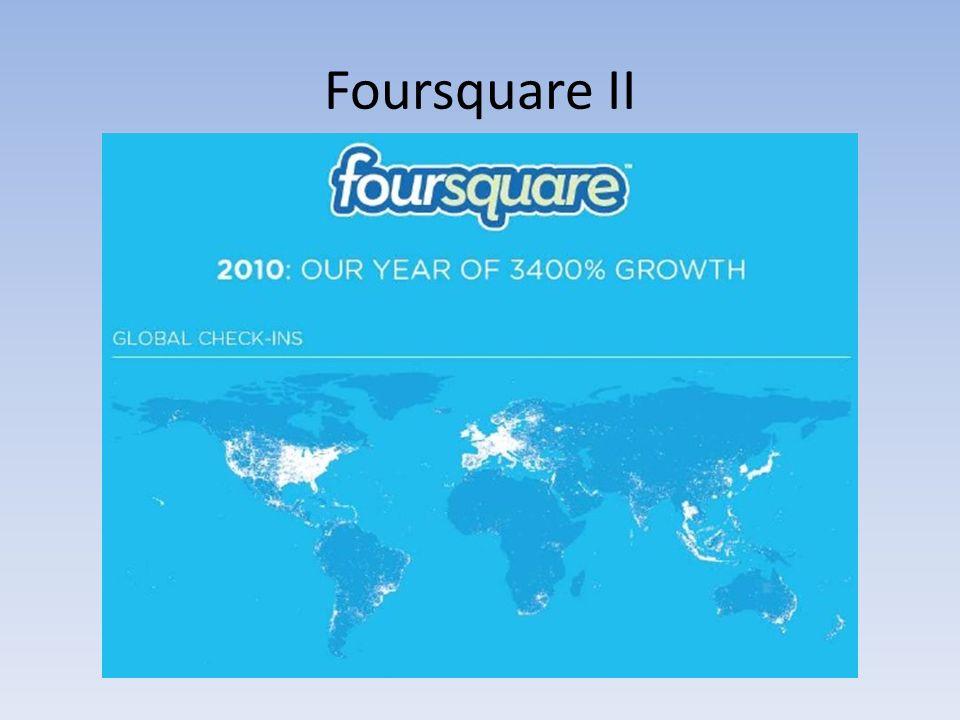 Foursquare II