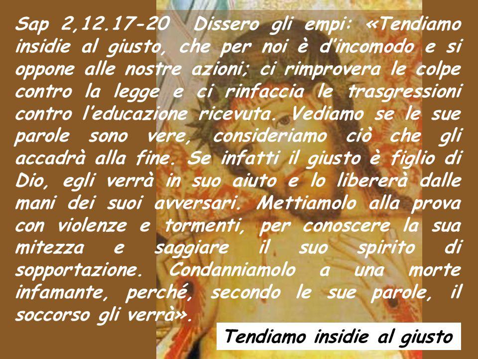 Anno B 20 settembre 2009 Domenica XXV tempo ordinario Domenica XXV tempo ordinario Musica: Cristo si è fatto obbediente fino alla morte