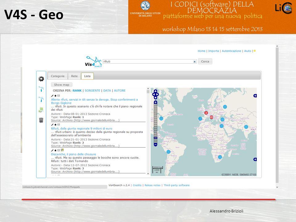 Carlo Crespellani Porcella Progetto POR 2000-2006 : Progettazione ambientale V4S - Geo Alessandro Brizioli