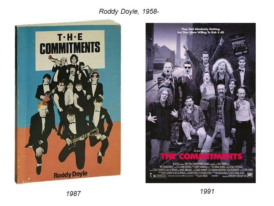 1987 1991 Roddy Doyle, 1958-
