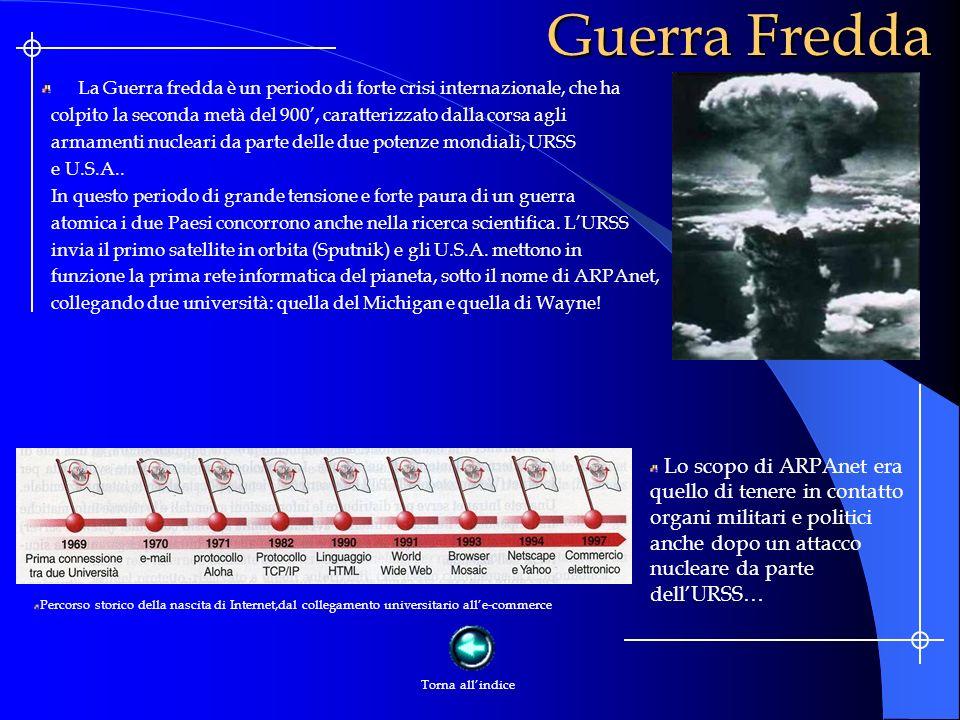 Guerra Fredda La Guerra fredda è un periodo di forte crisi internazionale, che ha colpito la seconda metà del 900, caratterizzato dalla corsa agli armamenti nucleari da parte delle due potenze mondiali, URSS e U.S.A..