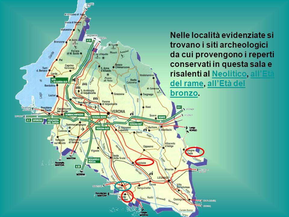 La necropoli dellOlmo, a Nogara Particolare importanza ha la necropoli dellOlmo, a Nogara, situata lungo il fiume Tartaro.