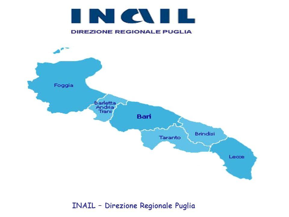 INAIL – Direzione Regionale Puglia 21.10.2010
