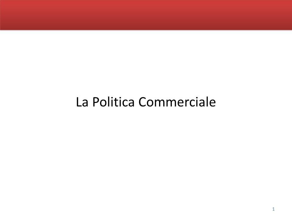 Giuseppe De Arcangelis © 20121Economia Internazionale La Politica Commerciale
