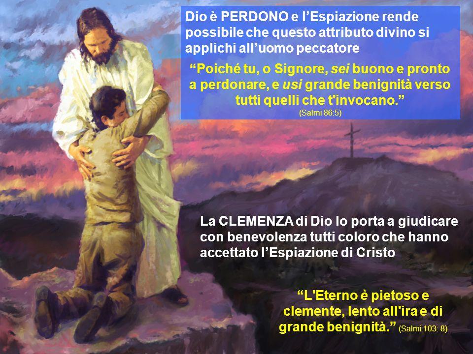 LIMMUTABILITA di Dio ci assicura che non cambierà i suoi piani redentivi preparati per noi prima della fondazione del mondo.