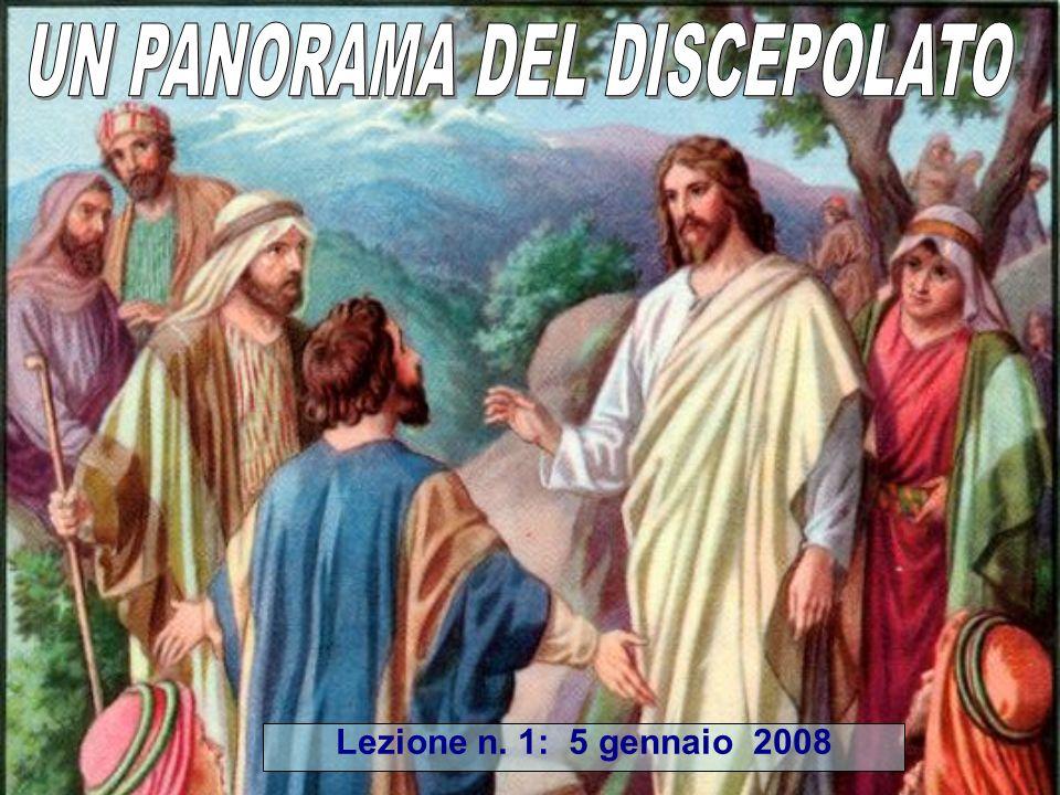 Lezione n. 1: 5 gennaio 2008