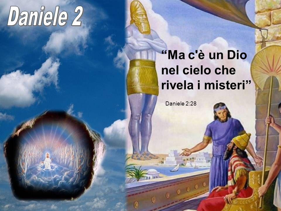 Dio aveva dato a Daniele il dono dellinterpretazione, ma lui non era presuntuoso.