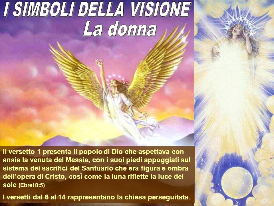 Il versetto 1 presenta il popolo di Dio che aspettava con ansia la venuta del Messia, con i suoi piedi appoggiati sul sistema dei sacrifici del Santua