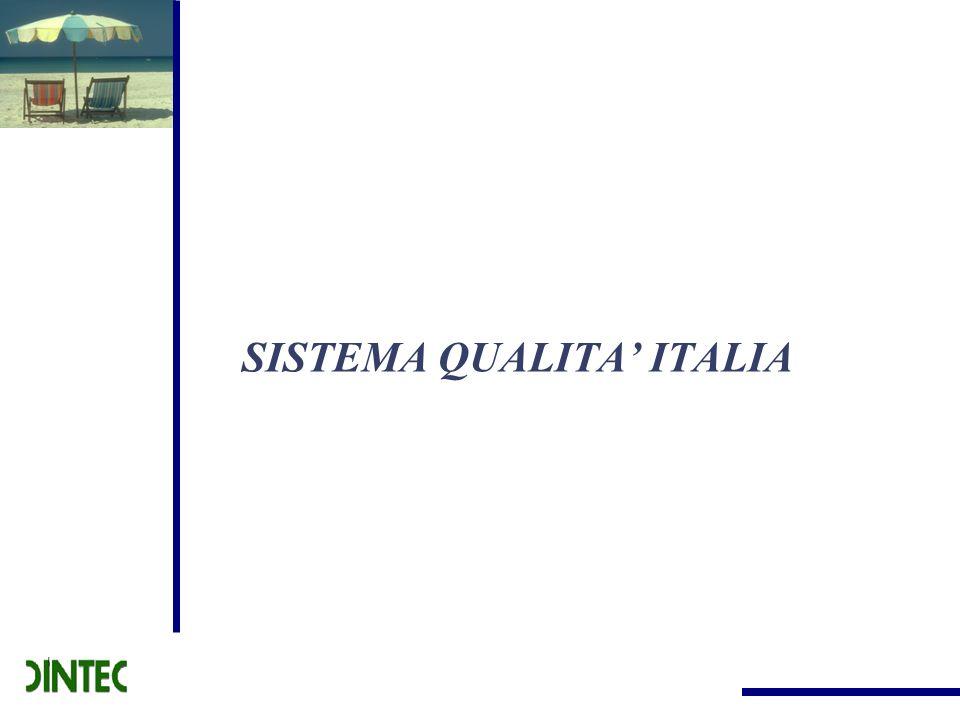 DINTEC ha realizzato per lUnione italiana delle Camere di Commercio una proposta di standard volontario per la classificazione delle strutture turistico-alberghiere.
