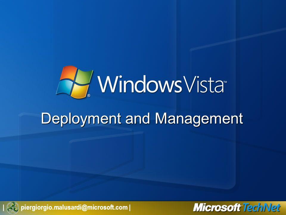   piergiorgio.malusardi@microsoft.com   RA in Windows Vista Quattro aree di focus Aumentare la connettività per gli utenti casalinghi Aumentare lusabilità Aumentare le prestazioni Aggiungere nuove funzionalità