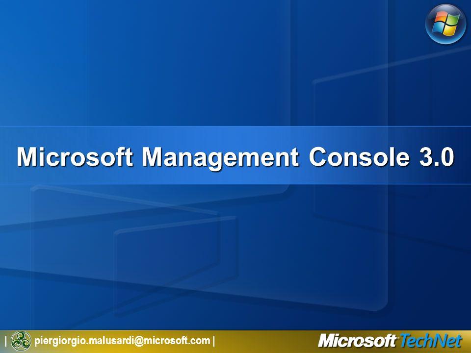 | piergiorgio.malusardi@microsoft.com | Microsoft Management Console 3.0