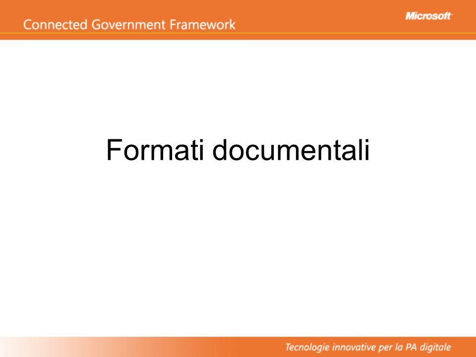 Formati documentali