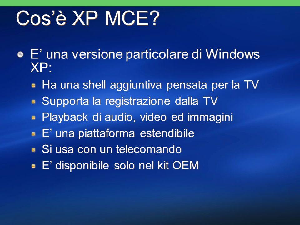 Windows Development Day 28/01/05 Bologna TV, Video, MP3 ed immagini