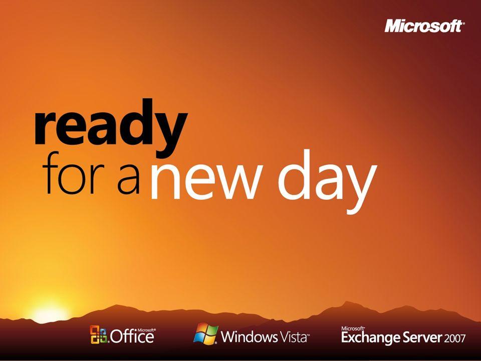 Virtual PC Virtual PC è e sarà liberamente scaricabile da Internet Chi ha Software Assurance ha la possibilià di eseguire in VPC su Windows Vista fino a quattro istanze di sistemi operativi legacy senza costi aggiuntivi