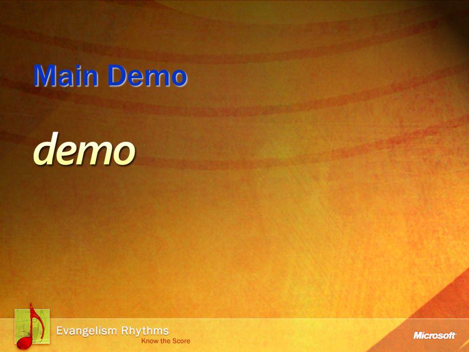 Main Demo