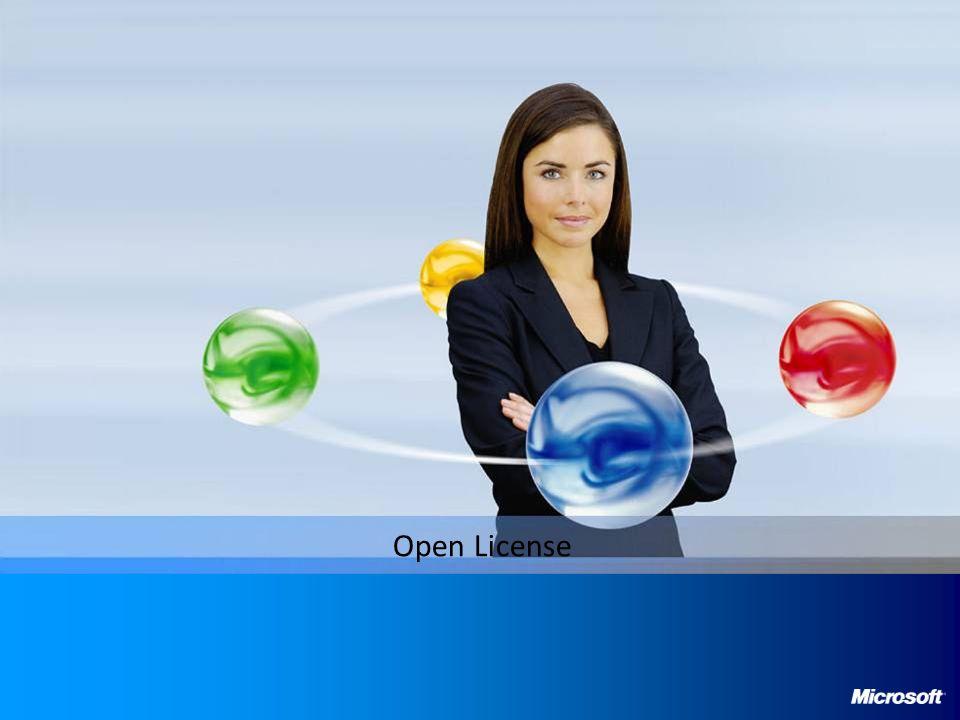 I dubbi più comuni: D.Al termine dei due anni della durata dellaccordo Open License la licenza scade.
