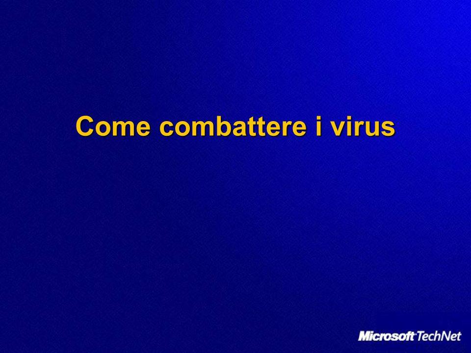 Come combattere i virus