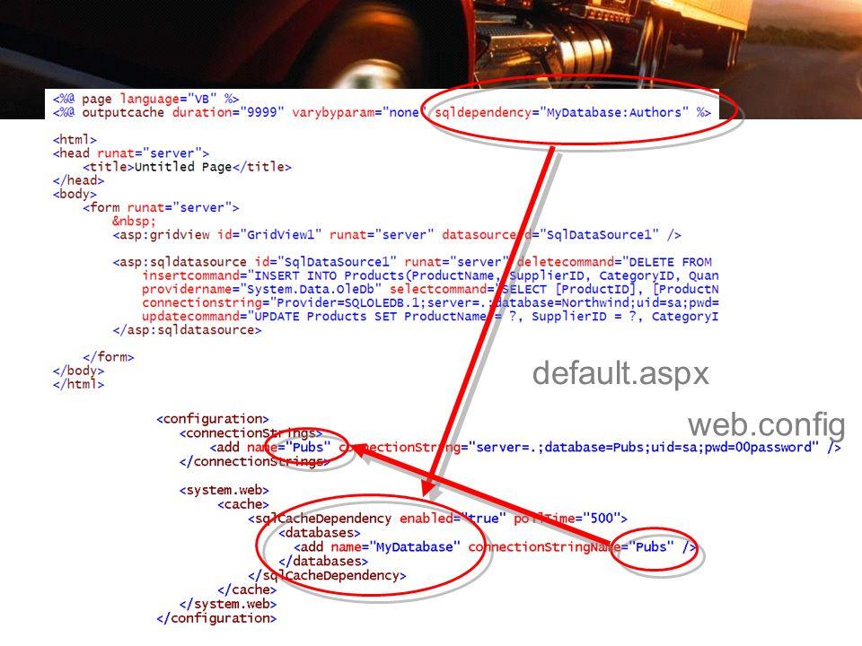197 default.aspx web.config
