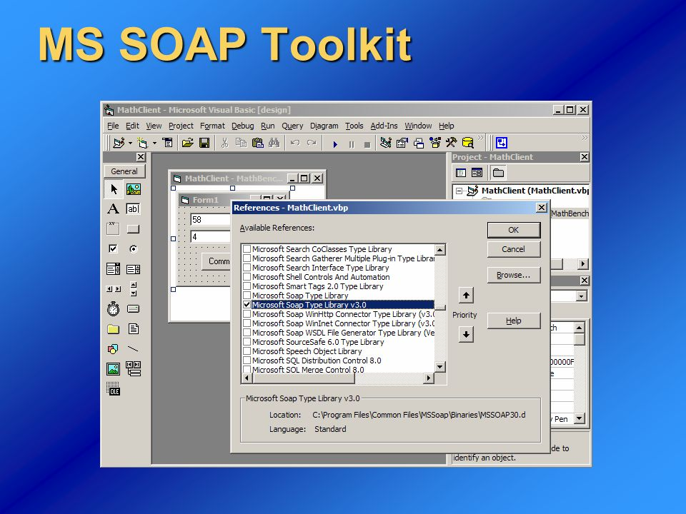 19 MS SOAP Toolkit
